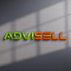 Логотип, разработка логотипов, логотип Advisell, графический дизайнер, дизайнер Тернополь