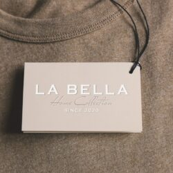 Дизайн бирки для одежды. Разработка дизайна бирки для одежды