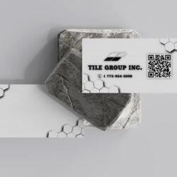 визитка Tile Group Inc, визитка Tile Group Inc, визитка техника, разработка визиток, заказать разработку визитки, заказать визитку, дизайнер Тернополь